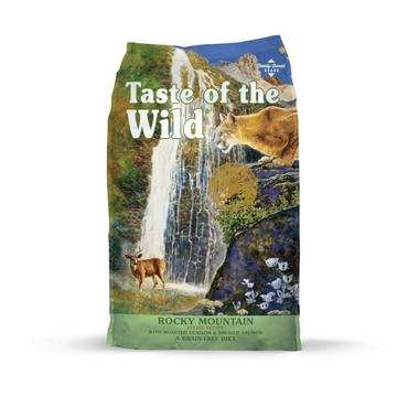 Picture of Taste of the Wild Rocky Mountain Feline® Recipe with Roasted Venison & Smoked Salmon