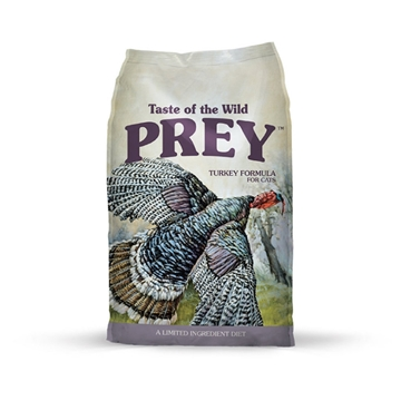Picture of Taste of the Wild Prey Turkey Formula For Cats