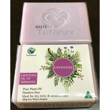 Picture of TasNature Lavender Soap
