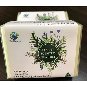 圖片 TasNature 檸檬茶樹香薰皂
