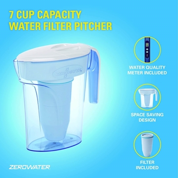 Picture of ZEROWATER® filter jug