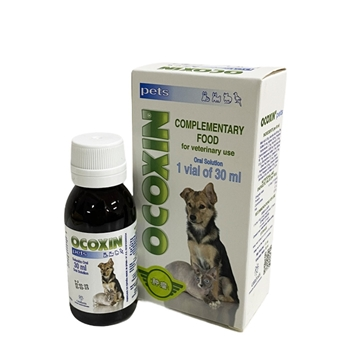 圖片 CATALYSIS OCOXIN 派愛舒 寵物營養補充劑 30ml