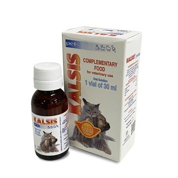 圖片 CATALYSIS KALSIS 派固堅 寵物營養補充劑 30ml