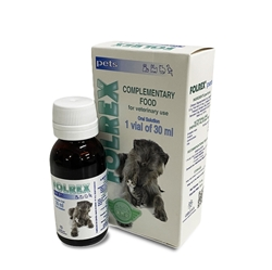 CATALYSIS FOLREX 派固威 寵物貓狗專用軟骨再生營養補充劑 30ml
