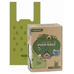 Pogi's Pet Supplies Poop Bags - Powder Fresh Scent / Unscented