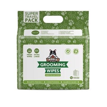 圖片 Pogi's Pet Supplies 寵物美容濕紙巾 綠茶味/無香味
