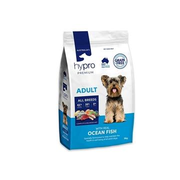 Picture of Australia Hypro Premium Ocean Fish Dog Food - Adult 9kg
