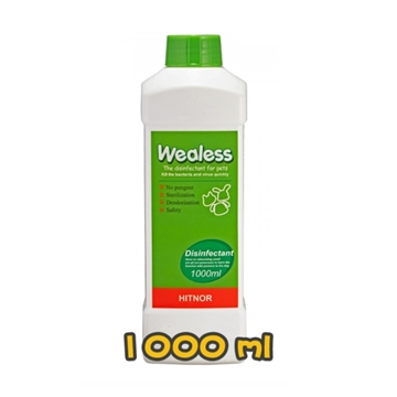 Picture of HITNOR Wealess Disinfectant for Dog & Cat 1000ml