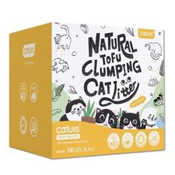 Cature 迦爵 豆腐猫砂 (原味) 8.2 kg