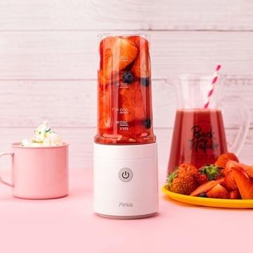 圖片 小米有品 - Pinlo 隨手便攜式家用水果充電電動榨汁杯