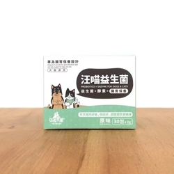 Dogcatstar Probiotics + Enzyme for Dogs & Cats (Plain Flavor)