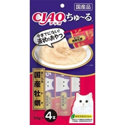 CIAO Tuna + Japanese Oyster 14g x 4pcs