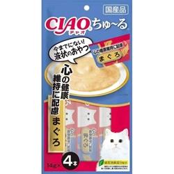 CIAO Tuna Sauce 14g x 4pcs