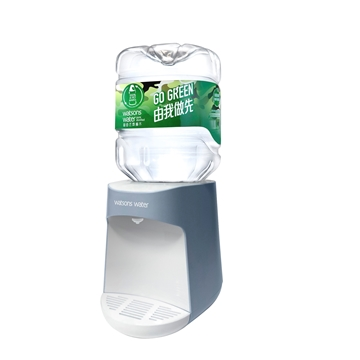 Picture of Watsons Water B-22 Table Top Petite Hot & Ambient Dispenser + 8L bottled water x 40 bottles (2 bottles x 20 cartons) (e-Water Coupon)
