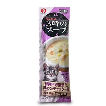 Picture of PETLINE Scallop Chicken Soup 25g x 4pcs