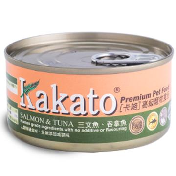 Picture of Kakato Salmon & Tuna 70g/170g