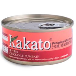 Kakato Chicken and Pumpkin 70g/170g