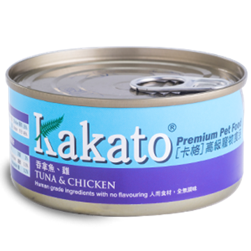 Picture of Kakato Salmon in Broth 70g/170g