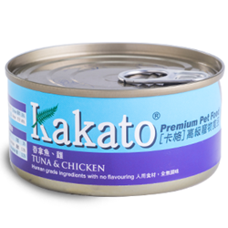 Kakato Tuna and Chicken 70g/170g