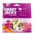 Picture of Great Jack's Freeze-Dried Turkey Cat Treats 28g/85g