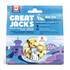 圖片 Great Jack's 冷凍脫水野生鱈魚小食(貓用) 28g/85g