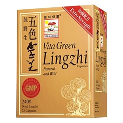 Vita Green Lingzhi 72's