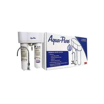 Picture of 3M™ Aqua-Pure™ AP-DWS1000 Water Filtration System with Filter Element Set APDWS1000