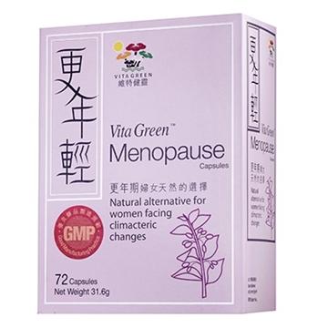 Picture of Vita Green Vita Green Menopause 72 Capsules