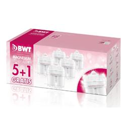 BWT 德國倍世 F814525 鎂離子 活力款 濾芯 5+1 優惠裝