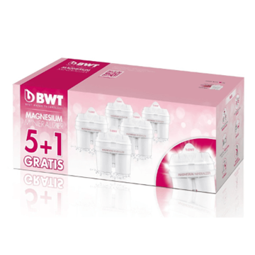 Picture of BWT Germany F814525 Magnesium Ion Vitality Filter 5+1 Special Pack