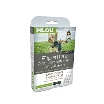 Picture of PILOU Repellent Spot-on For Dogs