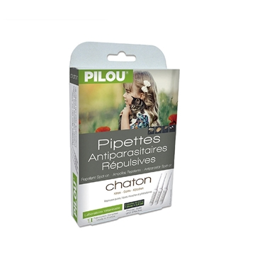 Picture of PILOU Repellent Spot-on For Cats