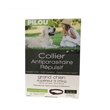 Picture of PILOU Repellent Collar For Dogs