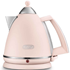 Picture of Delonghi KBX3016 electric kettle yellow green blue pink