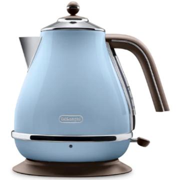 圖片 Delonghi 迪朗奇 KBOV2000 電熱水煲 綠色 米白色 天藍色