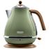 Picture of Delonghi KBOV2000 electric water cooker green rice white sky blue