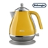 Picture of Delonghi KBOC3001 electric water cooker yellow blue red