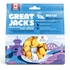 Picture of Great Jack's Freeze-Dried Cod Cat Treats 28g/85g