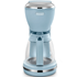 Picture of Delonghi ICMX210 drip coffee machine light yellow powder blue