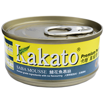 Picture of Kakato Saba Mousse 70g
