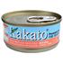 图片 Kakato 鲷鱼慕丝猫狗罐头 70g