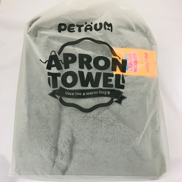 圖片 Petaum 寵物專用吸水圍裙毛巾