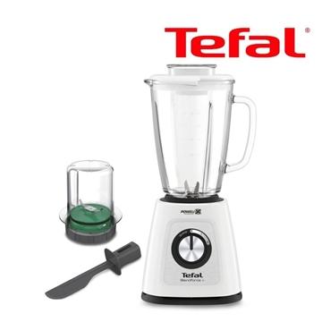 图片 法国特福Tefal BL4361 1.75升玻璃杯搅拌机