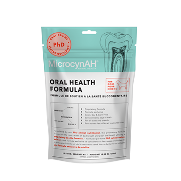 Picture of MicrocynAH Oral Health Formula For Dogs 300g