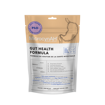 Picture of MicrocynAH Gut Health Formula For Dogs 300g