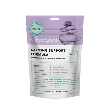 Picture of MicrocynAH Calming Support Formula For Dogs 300g