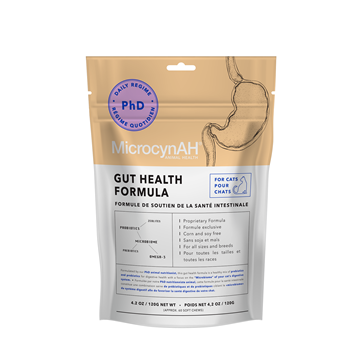 Picture of MicrocynAH Gut Health Formula For Cats 120g