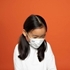 图片 Raze 3层光触媒抗菌口罩50片装小童装