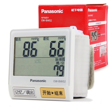Picture of Panasonic EW-BW02 Wrist Sphygmomanometer