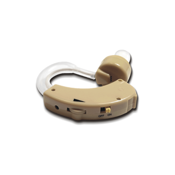 Picture of Hopewell HAP-40 +130dB ear-mounted hearing aid